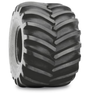 FLOTATION 23° DEEP TREAD Specialized Features